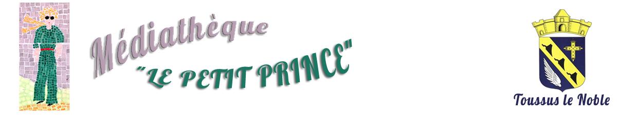 """Médiathèque de """"Le Petit Prince"""""""